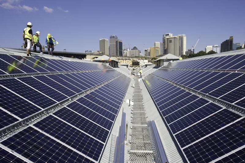 Australia S Largest Rooftop Solar Installations Solar Choice