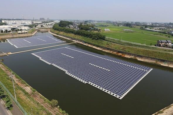 Saitama Floating Solar