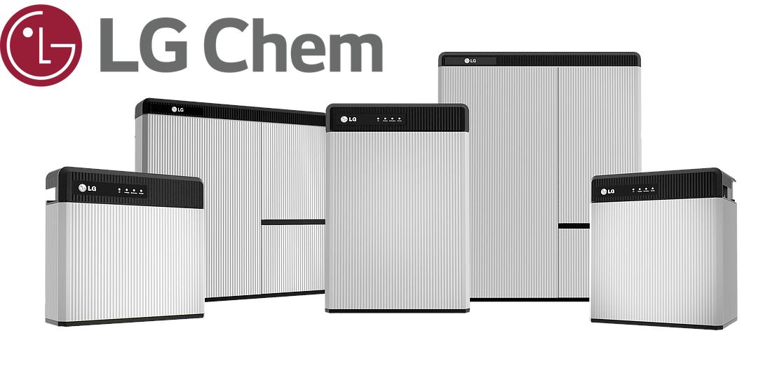 LG Chem Battery Banner