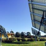 Shoalhaven River Retreat Solar array 2