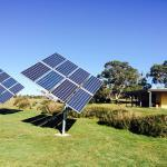 Shoalhaven River Retreat solar array 3