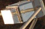 Silex solar concentrator
