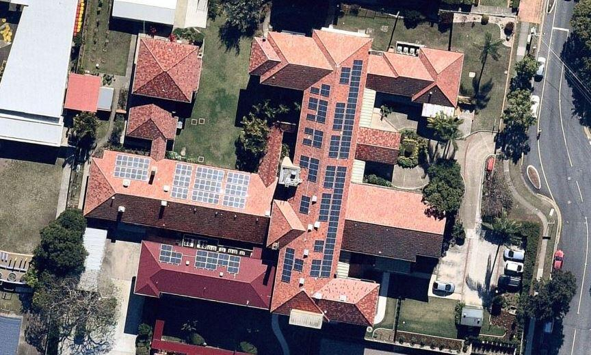 Sisters of St Joseph - 65kW Solar Panel system nundah queensland