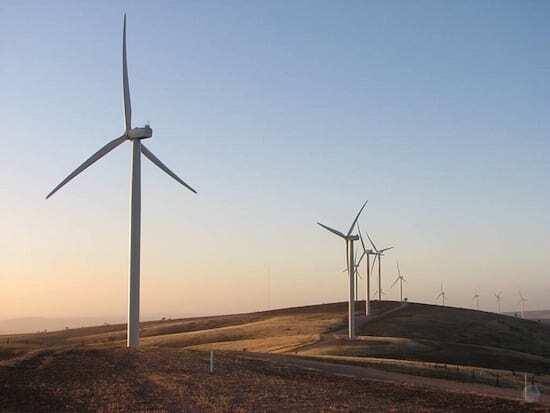 Wind & solar intraday peak of 54% of grid