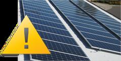 Solar Analytics Fault Detection