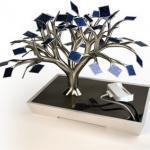Solar-Bonzai-Tree