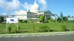 Solar Carpark Palau Parliament House