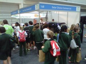 Solar Choice Clean Energy Week Kids