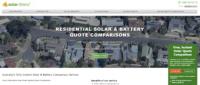 Solar Choice homepage