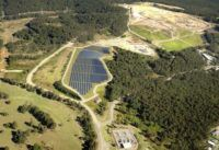 Newcastle 5MW solar farm