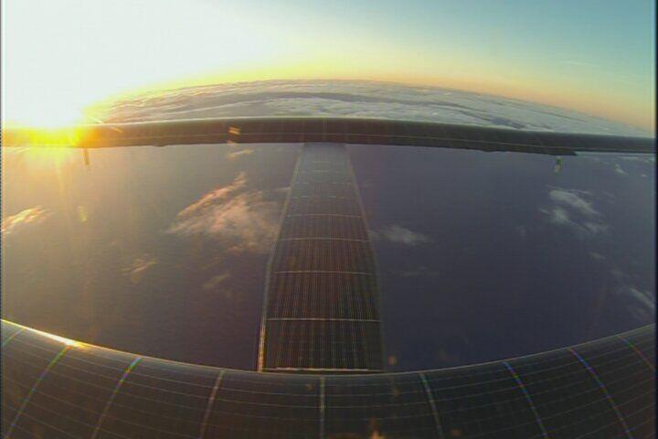 Solar Impulse 2 arrays