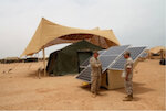 Solar PV and the US military