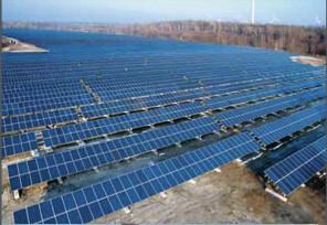 Solar Parks GermanSolar Solar Panels