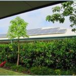 Solar power project Marsden Queensand