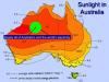 Australian solar resources