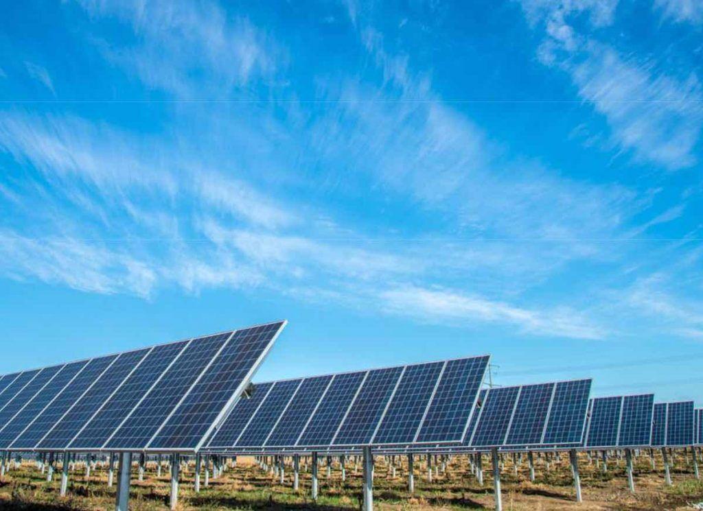 100MW solar farm Canberra