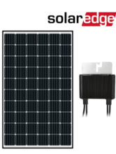 SolarEdge smart module solar panels