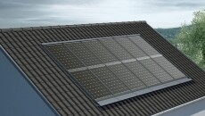 Solon Solitaire roof-integrated solar systems