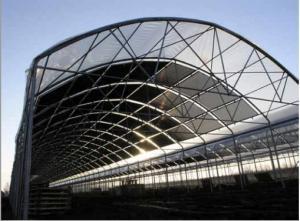 Solyndra Solar greenhouse