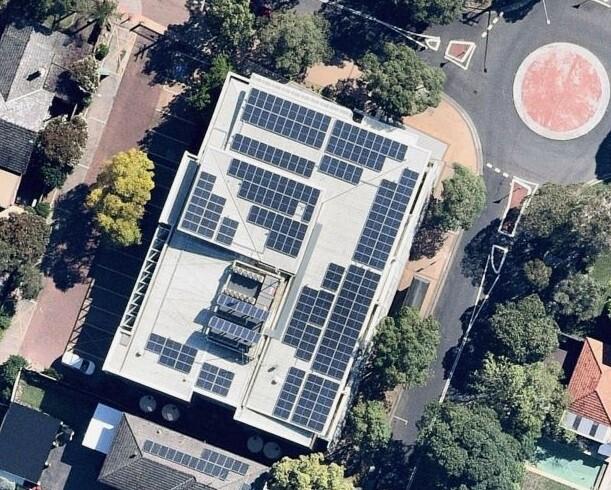 Strathfield Council Library & Innovation Hub install 80kw solar system