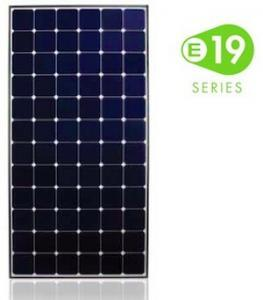 SunPower e19 series Australia