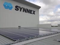 Synnex Australia 100kW solar array