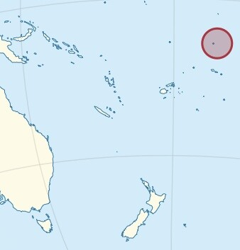 Tokelau Becomes Worlds First Solarpowered Nation Solar Choice - Tokelau map