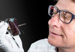 UNSW Mark Keevis solar cell efficiency record