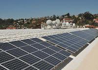 US Navy Solar array