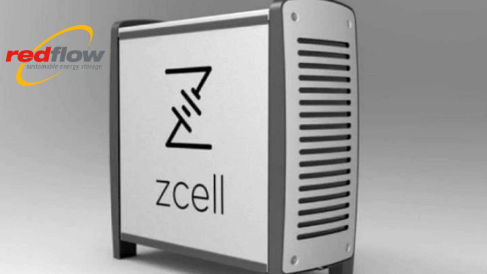 redflow zcell battery
