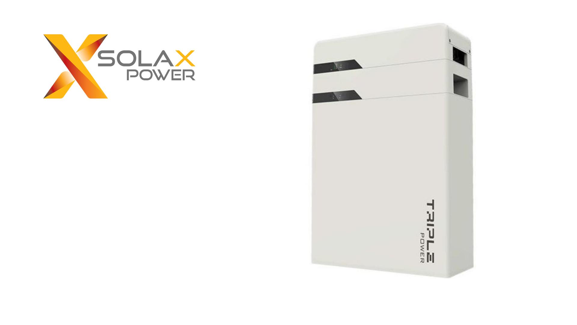 solax triple power battery