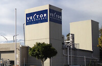 Vector Aerospace facility in Brisbane