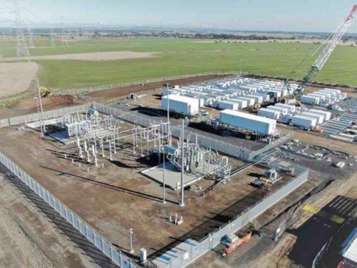 big battery storage south australia