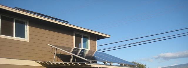 WA solar roof