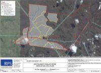 Whitsunday Solar Farm footprint
