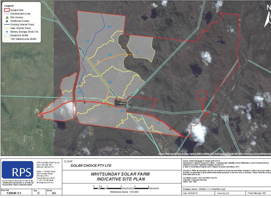 whitsunday-solar-farm-indicative-footprint