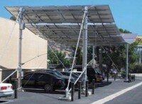 Wind loading and solar