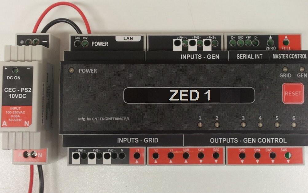 ZED 1 device