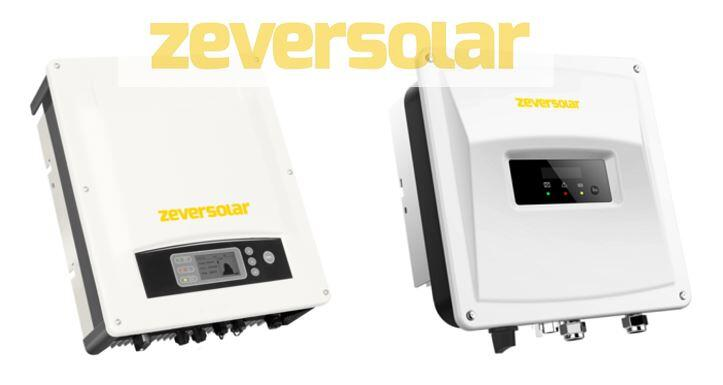 Zeversolar single phase and three phase inverter banner review