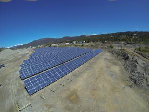 Breckenridge Solar Plant