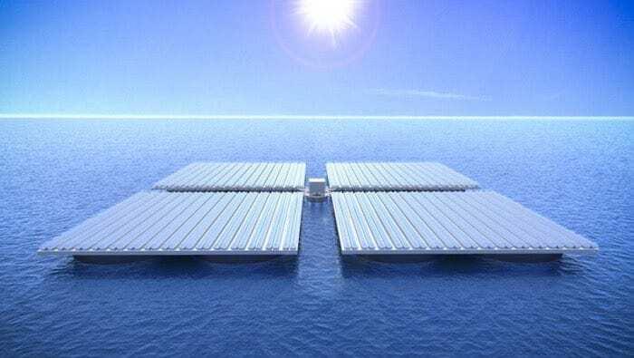solar PV farm Singapore