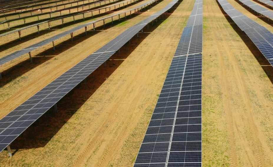 kiamal solar farm victoria