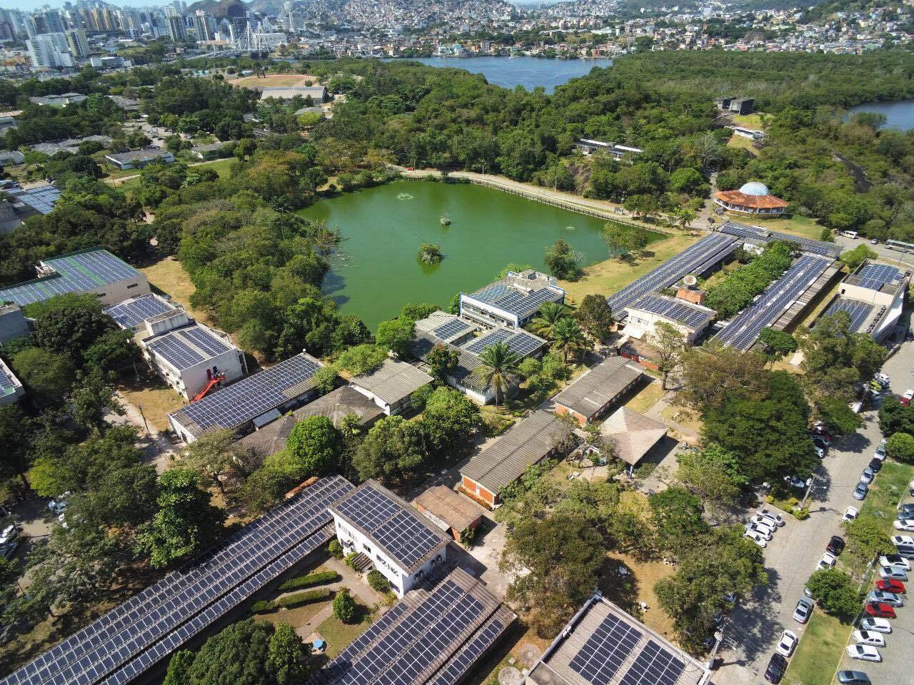 largest PV power plant project in Brazil's Espirito Santo