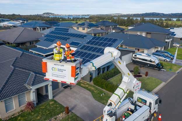 NSW solar soaker