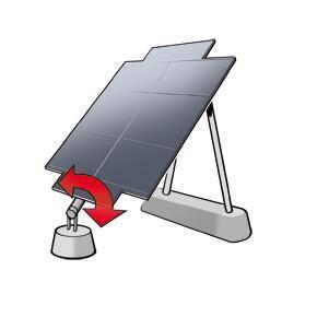 Polar type single-axis tracker - solar-tracking.com