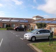 Solar Panels on a Retirement Village