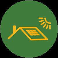 Solar energy self-consumption