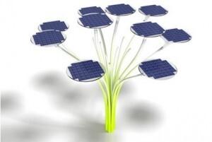 Feed-in-tariff Solar Tree