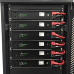 life series battery rack
