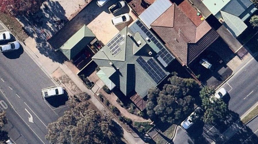 Wills Street Eyecare solar system
